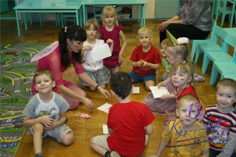 Мастерим на детский сад