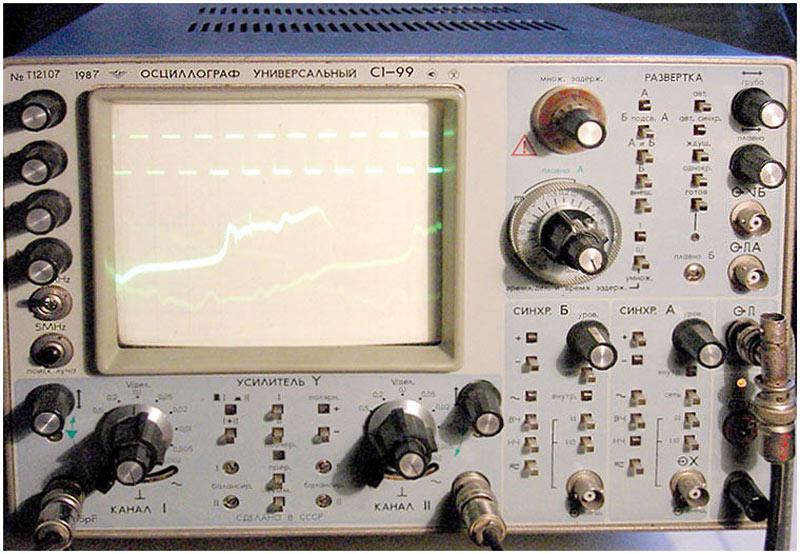 Основные параметры осциллографа.  Осциллограф С1-75 предназначен для исследования формы периодических и однократных...