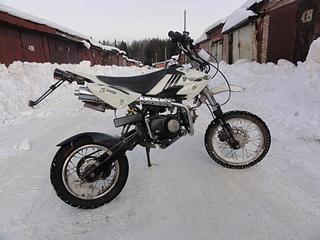 мотоцикл мини кросс это #18