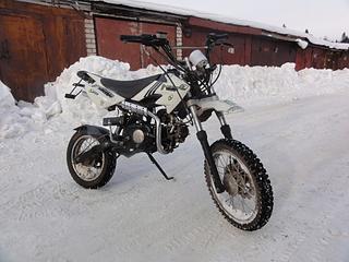 мотоцикл мини кросс это #16