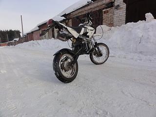 мотоцикл мини кросс это #15