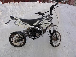мотоцикл мини кросс это #17