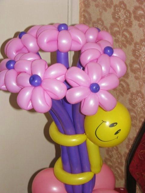 Игрушечная Букет из шаров своим руками
