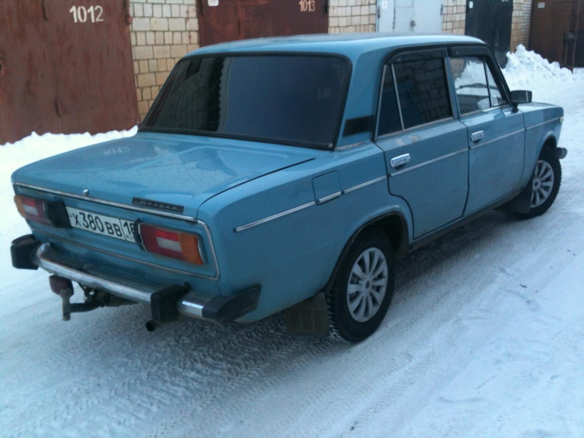 ВАЗ 2106 1995 г. + прицеп : Продажа автомобилей