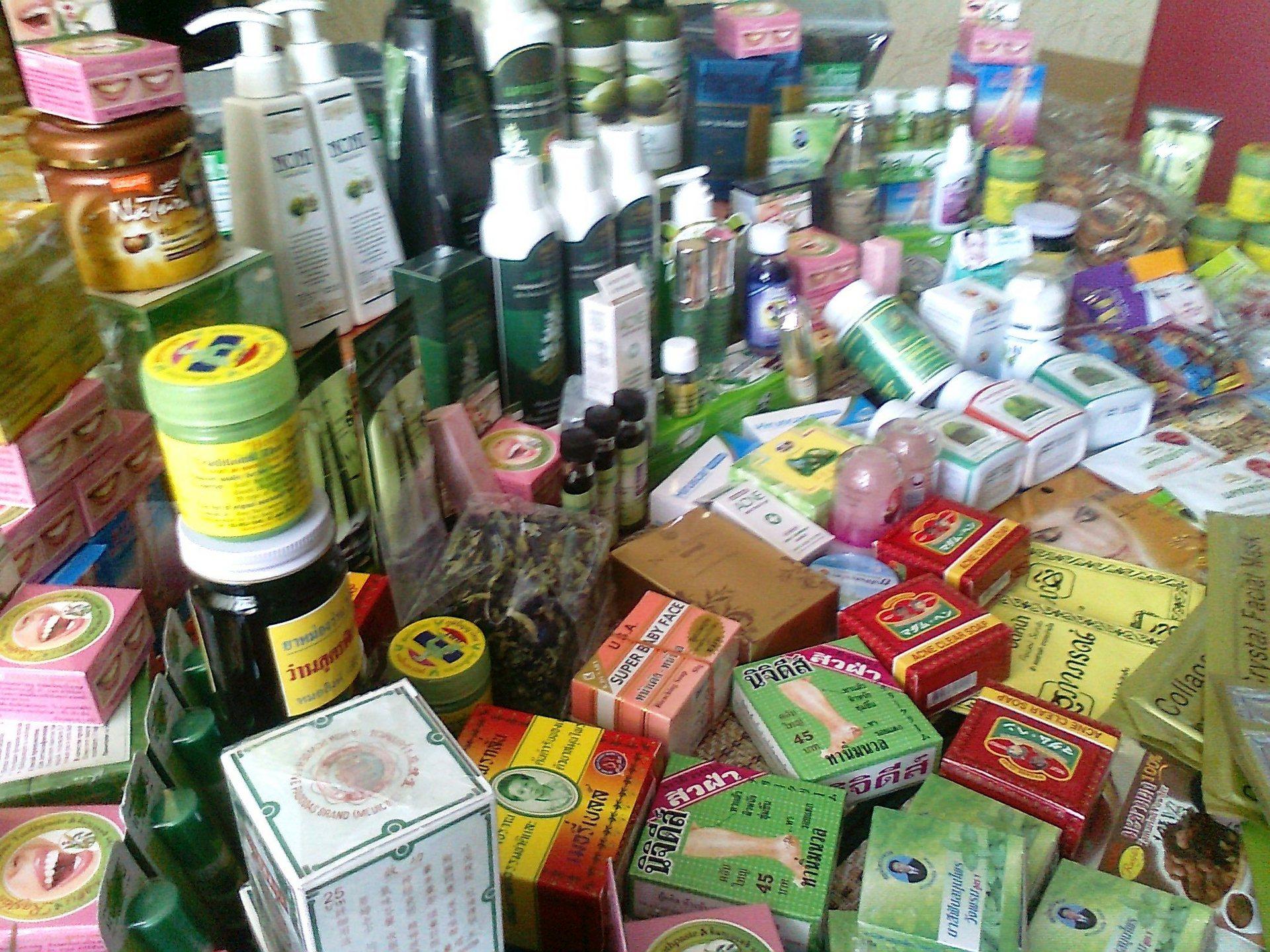 Что покупать из косметики в тайланде 9 фотография