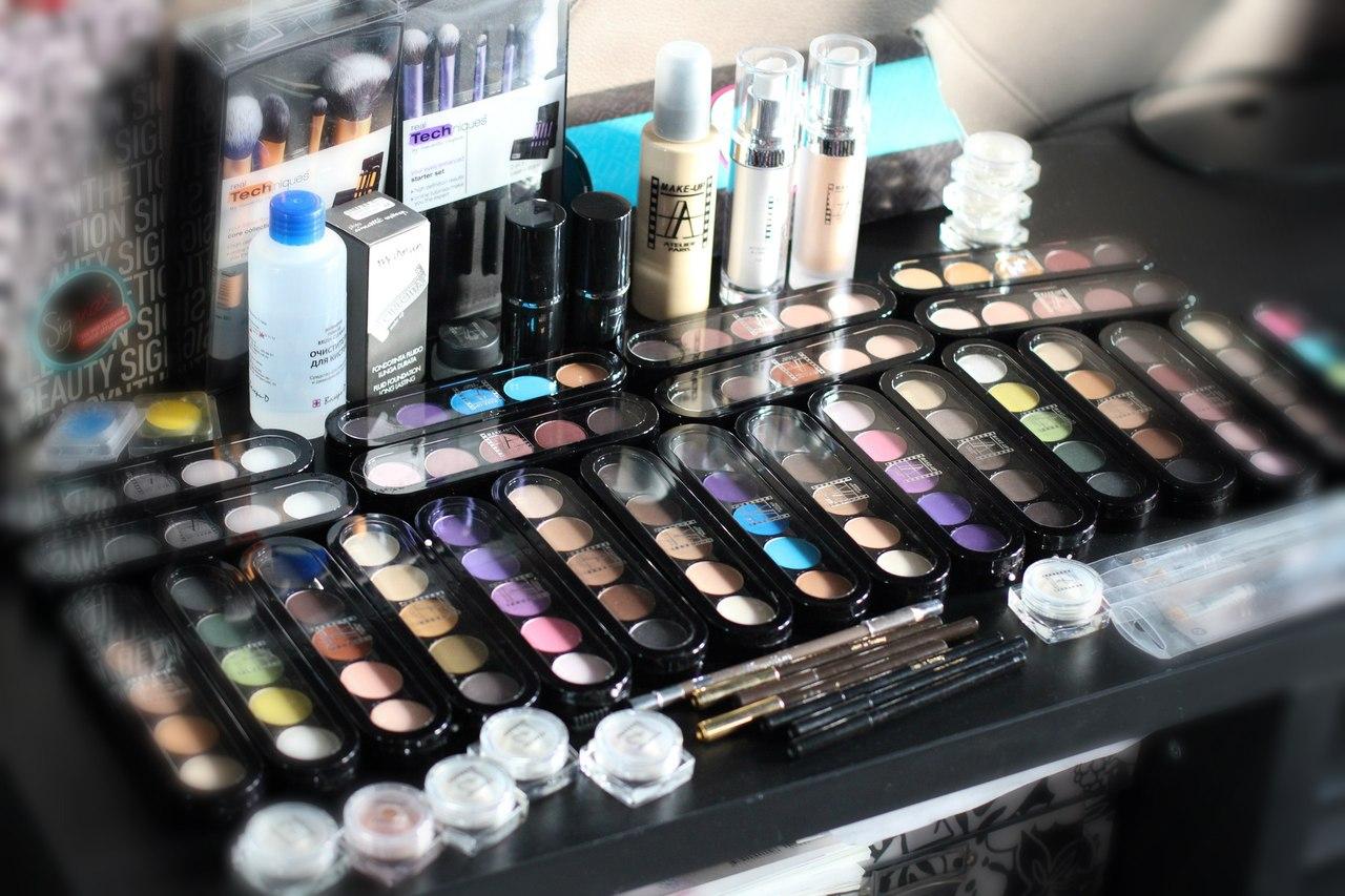 Сайт профессиональной декоративной косметики 2 фотография