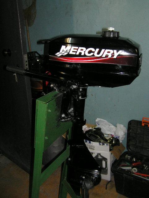 ижевск. лодочный мотор меркурий