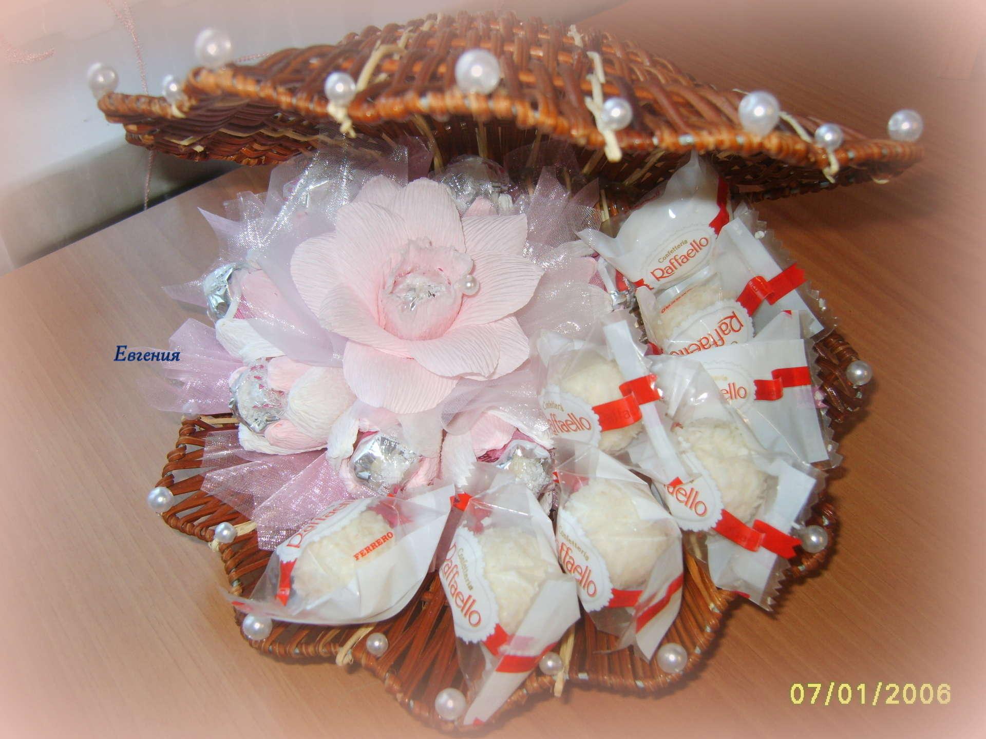 Кружка из конфет своими руками пошаговое фото