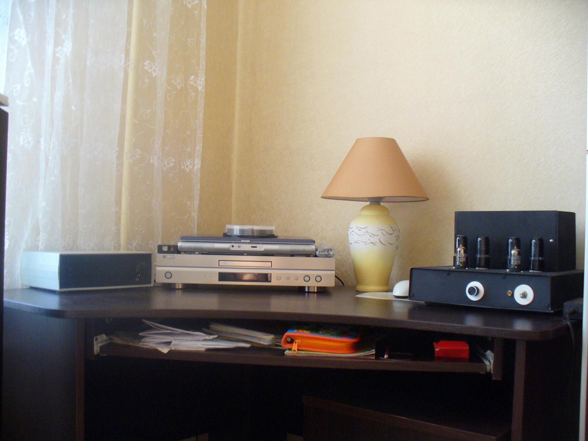 Ламповый усилитель 6н3п+6п6с : Аудио-Видео купля-продажа.