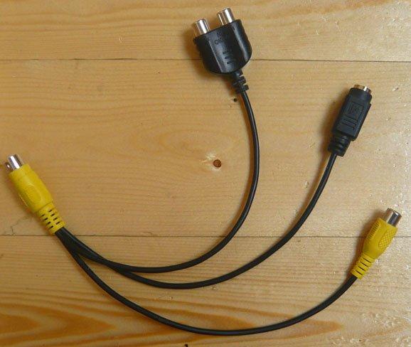 Приобретя ТВ-тюнер с данным кабелем, вы избавитесь от многих проблем.  Лично я приобрёл ТВ-тюнер Behold TV...