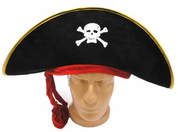 Пиратские шляпы своими руками