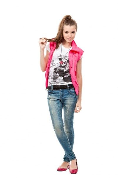 Модная Одежда Тинейджеров