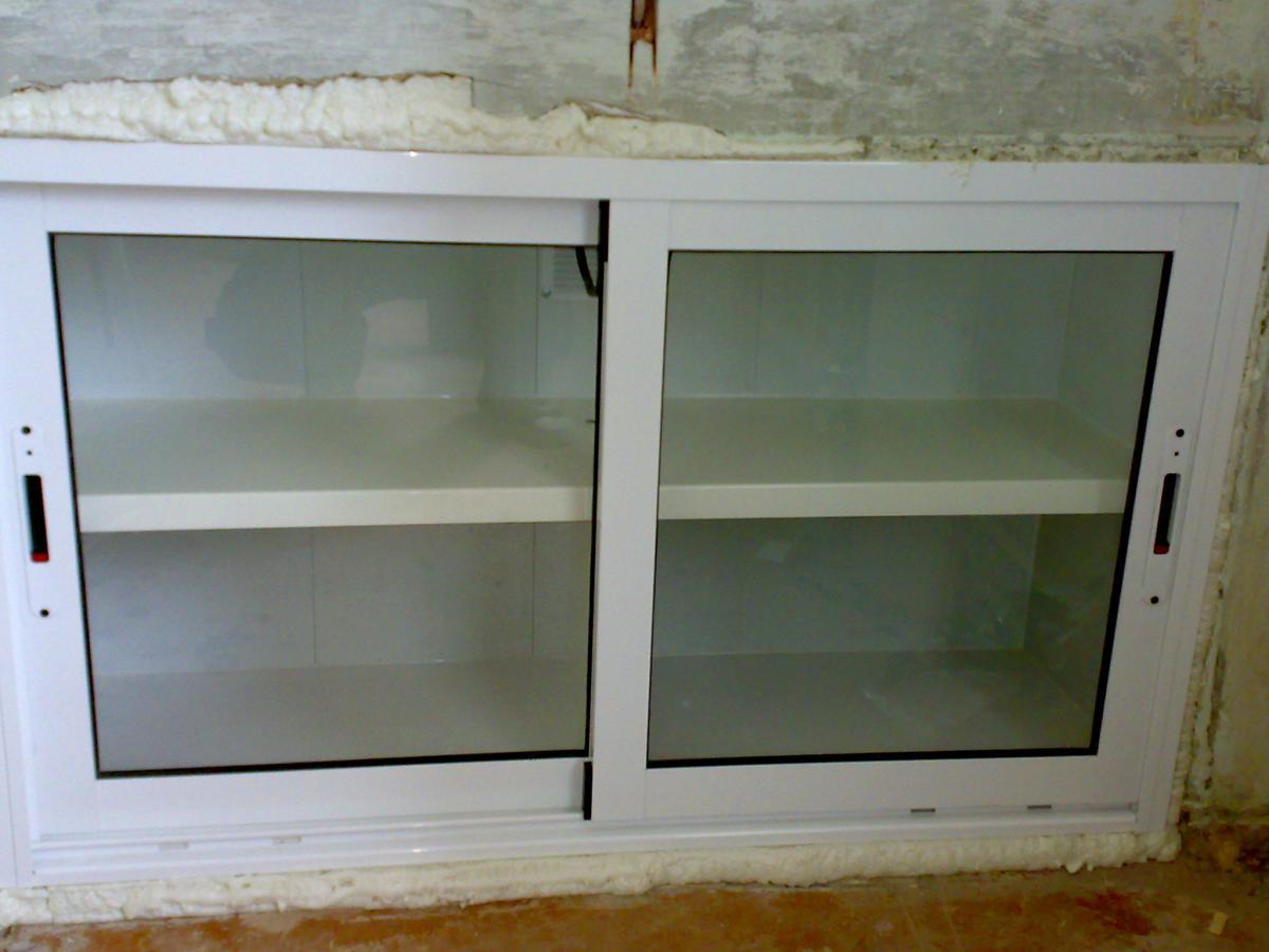 Зимний холодильник из пластика фото 3