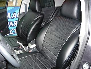 Выбор чехлов на сидения Шевроле Нива - Drive2 ru
