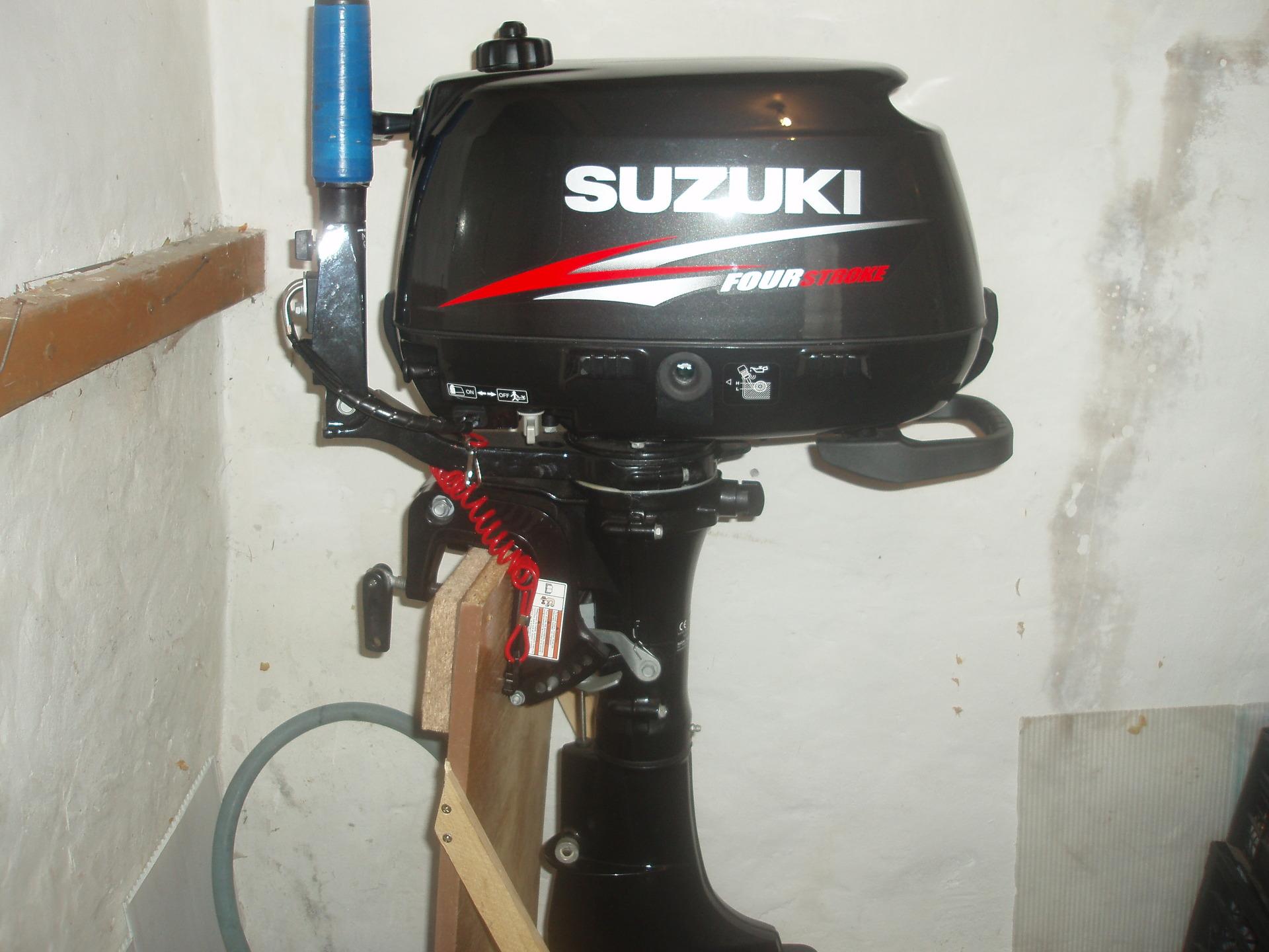 цена 4-х тактного лодочного мотора сузуки