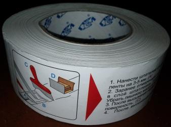 Заделка швов сруба герметиком