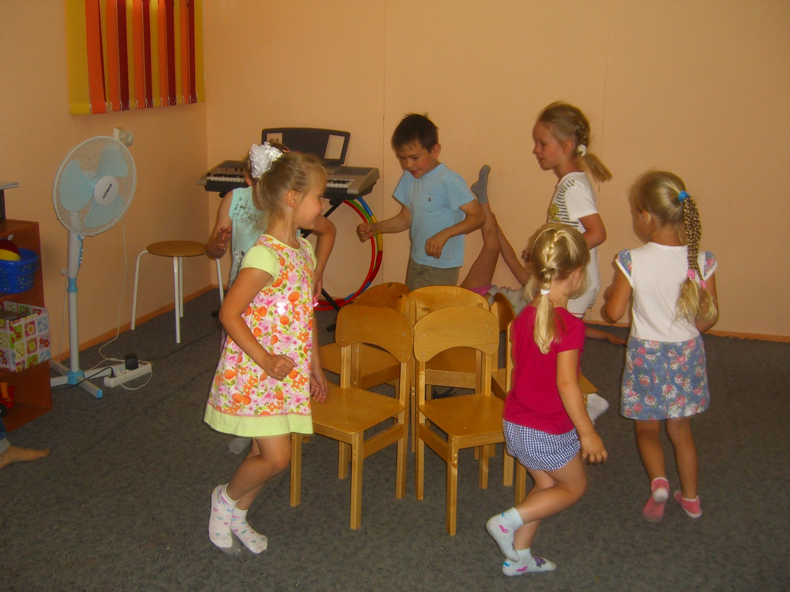 Развивающие, подвижные игры для детей от 6 до 12 лет