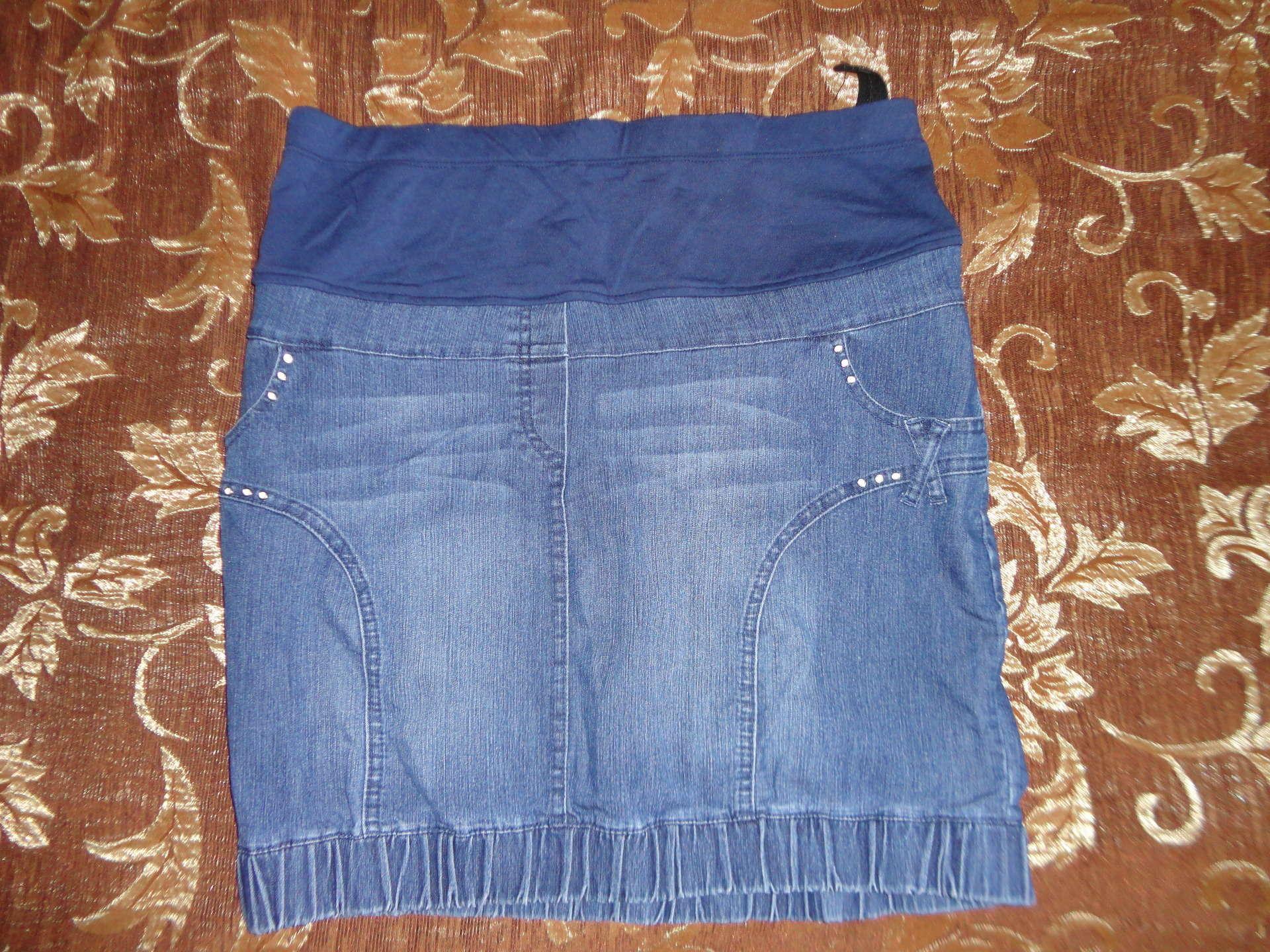 Шьем джинсы для беременных своими руками