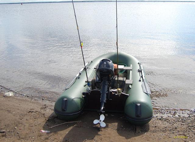 лодки из пвх 310 и моторы 5 л.с