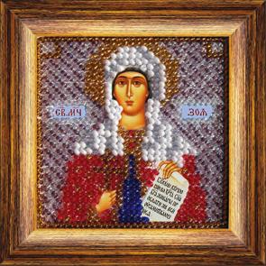 бисер (Чехия), ткань с нанесенным рисунком и специальным покрытием. бисерная игла.