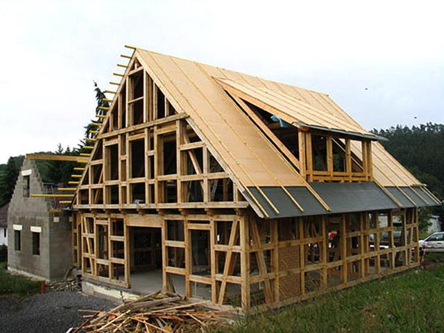 Каркасный дом: быстро, надежно, дешево