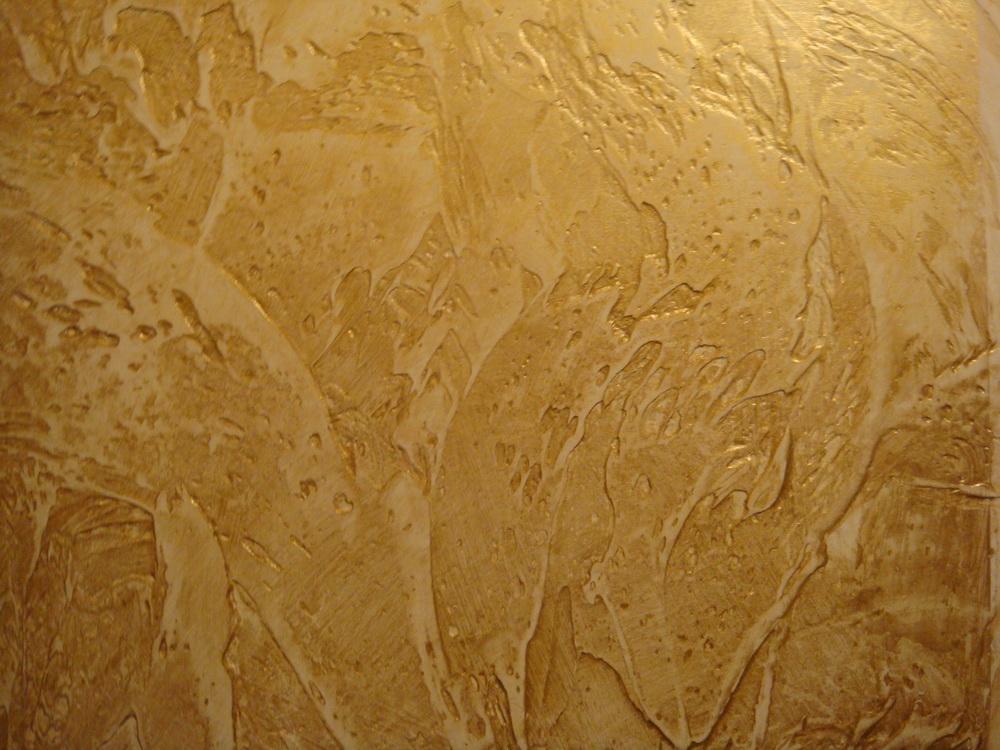 Декоративная покраска стен фото