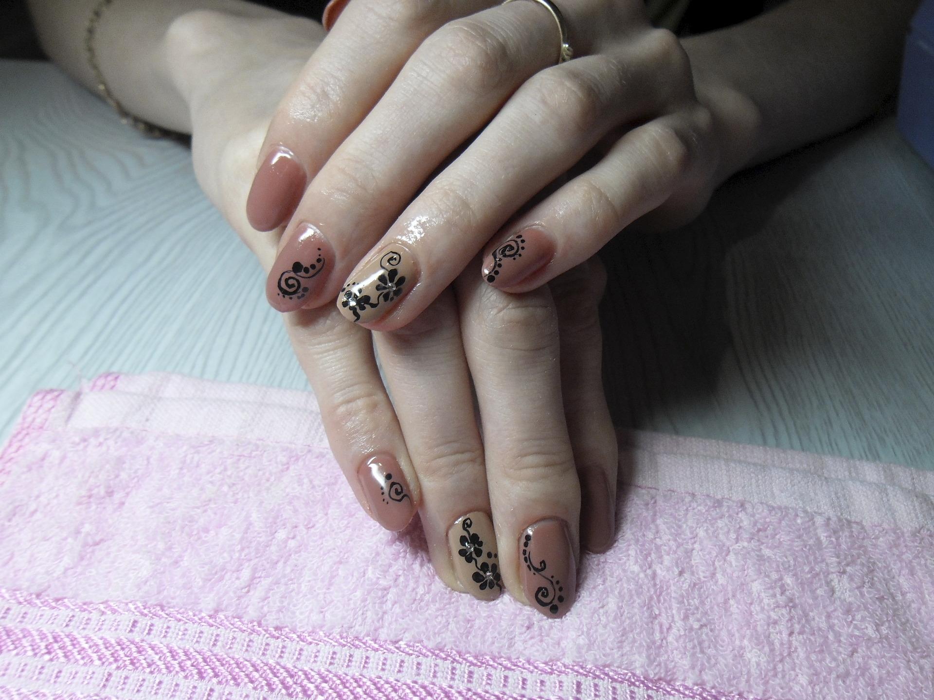 Дизайн ногтей гель лак от степанова