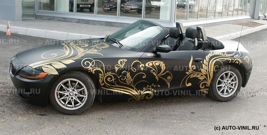 Оклейка авто винилом своими руками фото 525
