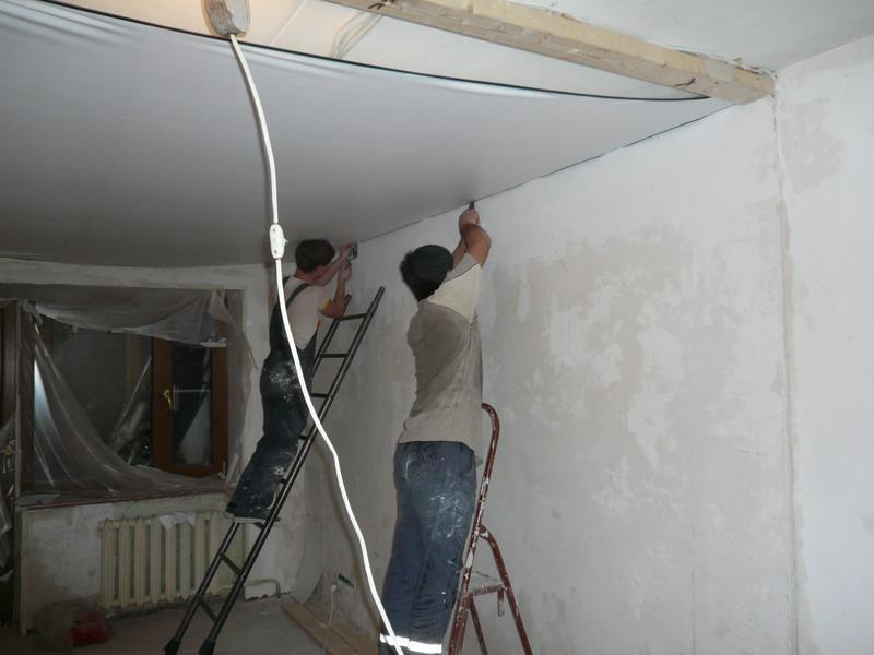 Как сделать переход от потолка к стене 118
