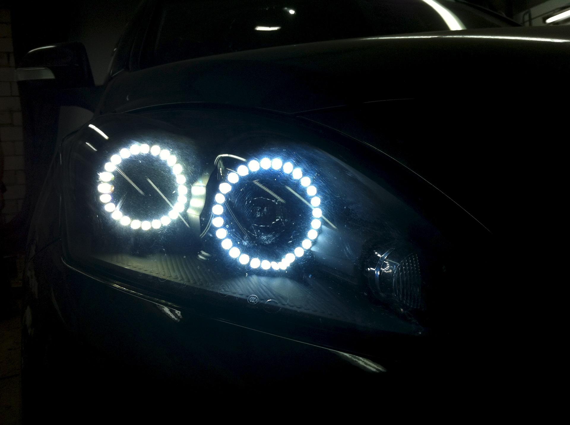 Свет на авто своими рука