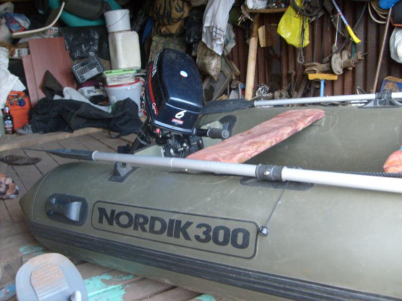 лодка нордика 300