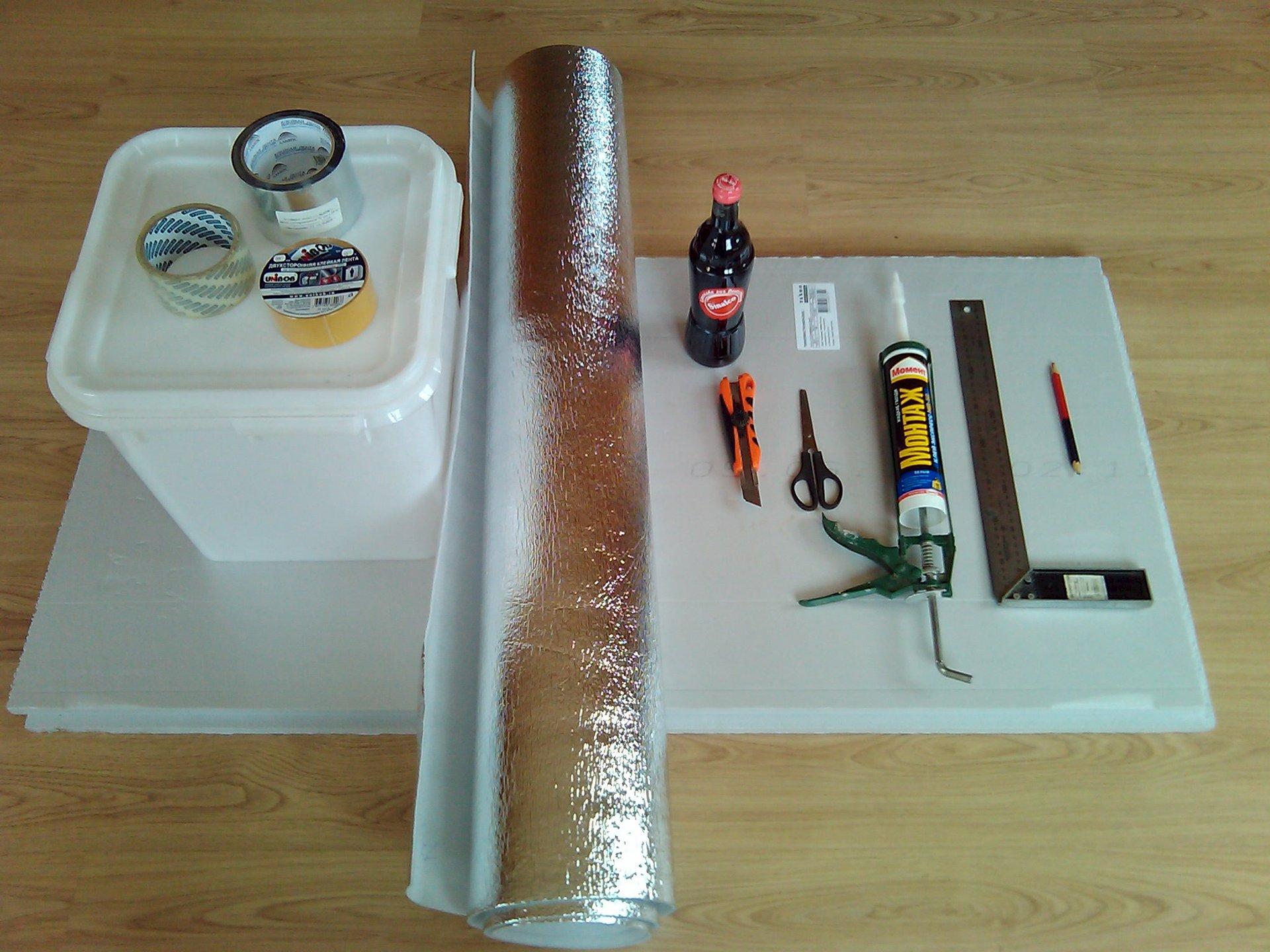 Аккумулятор для холодильника своими руками 1