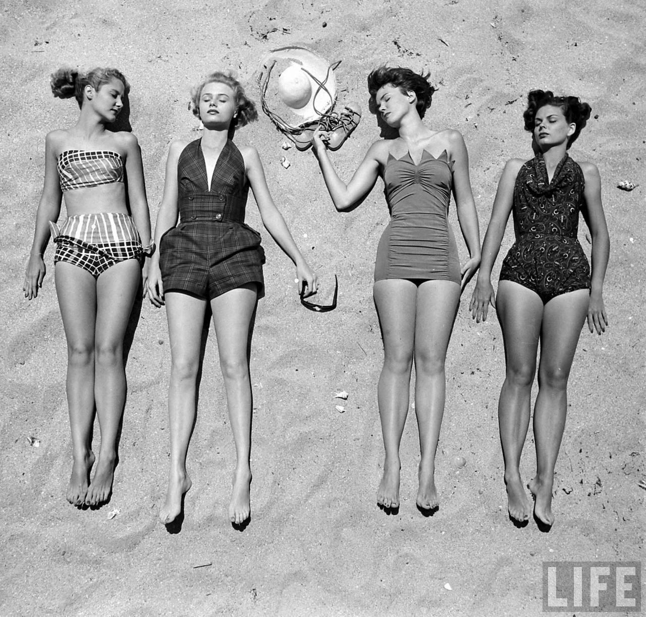 Ретро девушки 50 годов 3 фотография