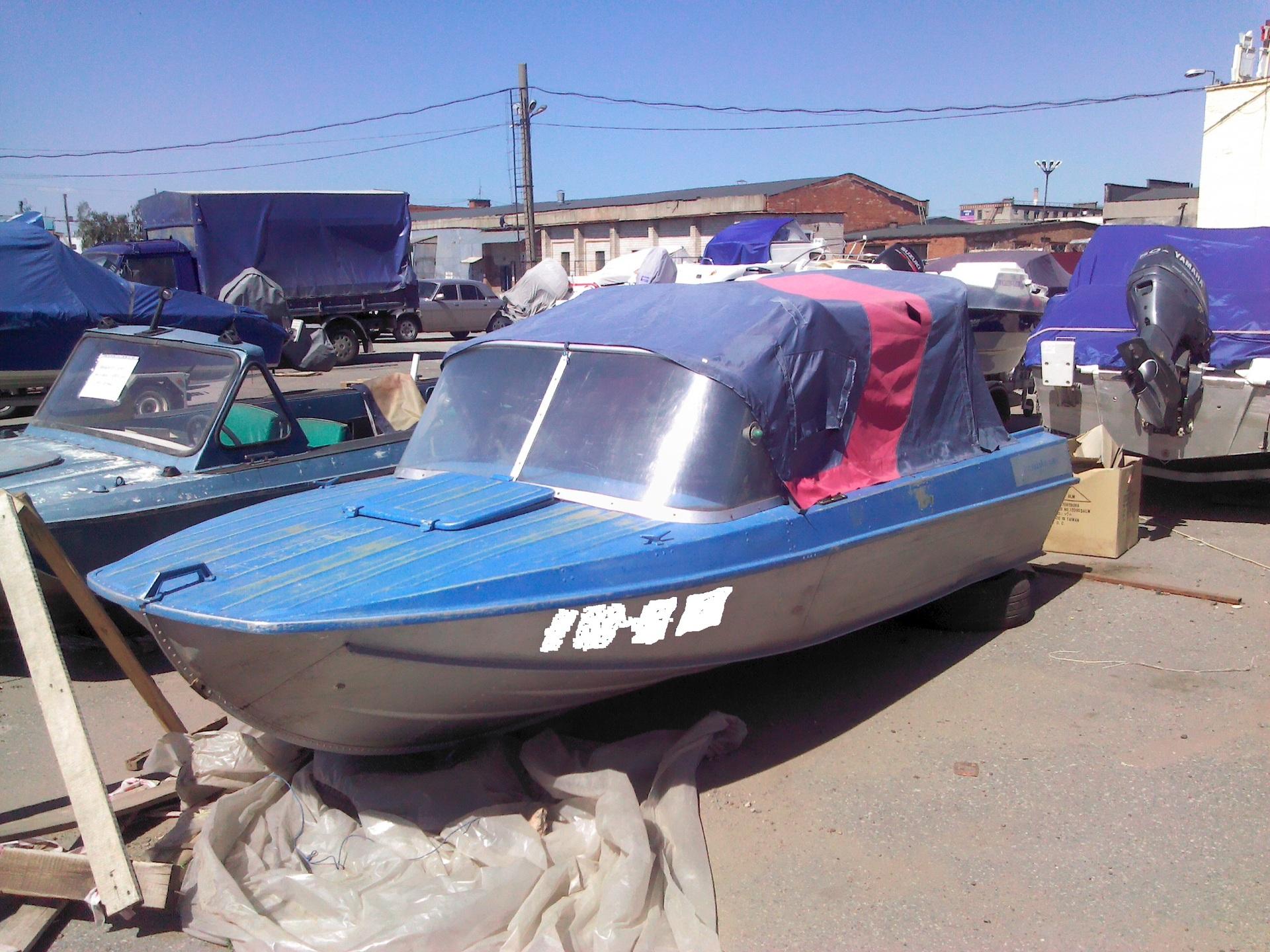5м4 лодка