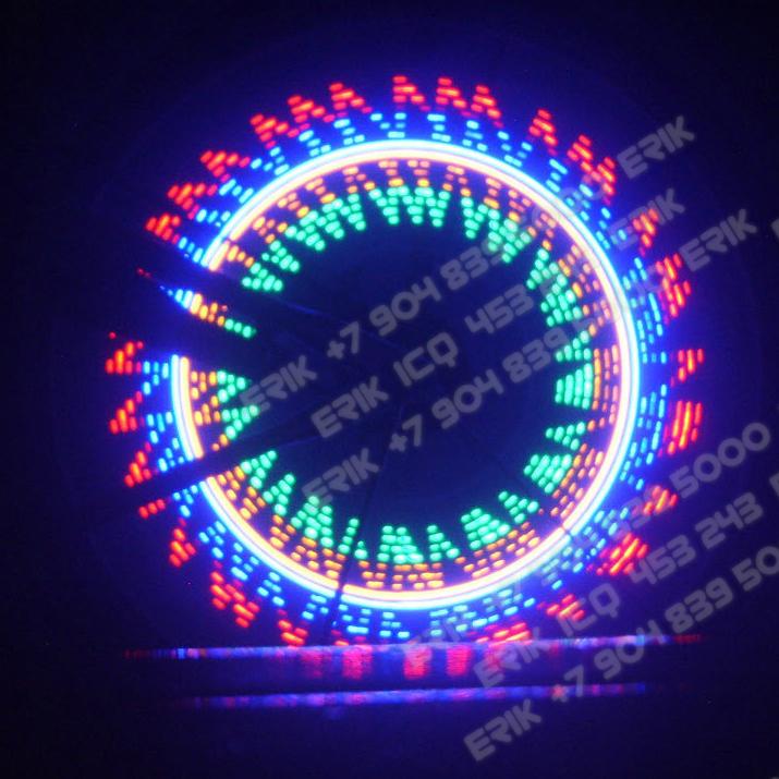 на рисунке показано как выглядит колесо с 7 спицами сколько будет спиц 36