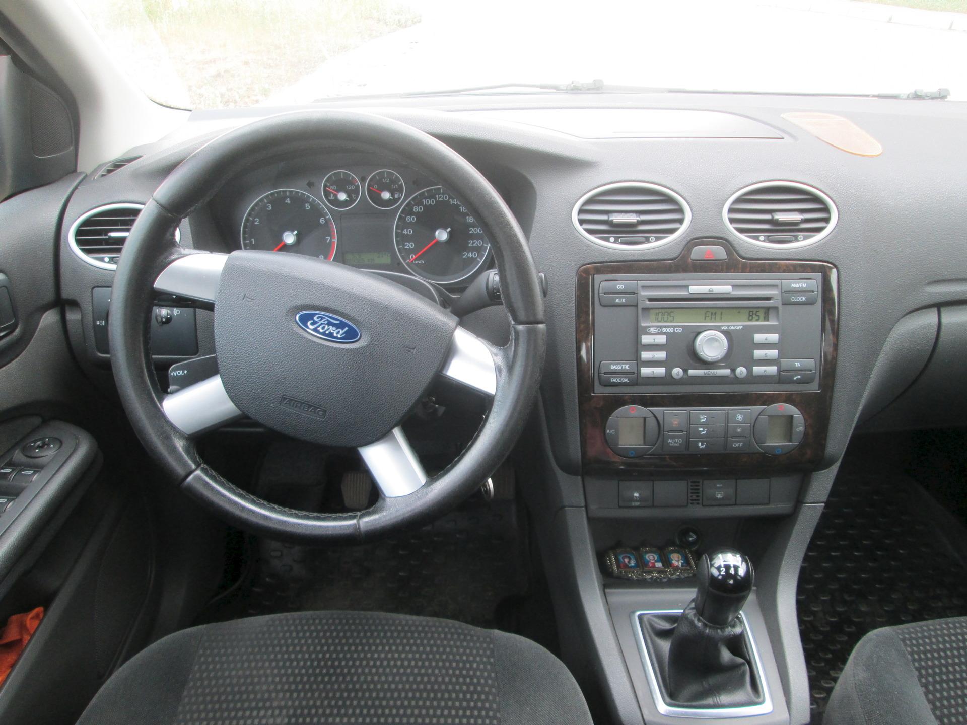 форд фокус 2 испанская сборка для