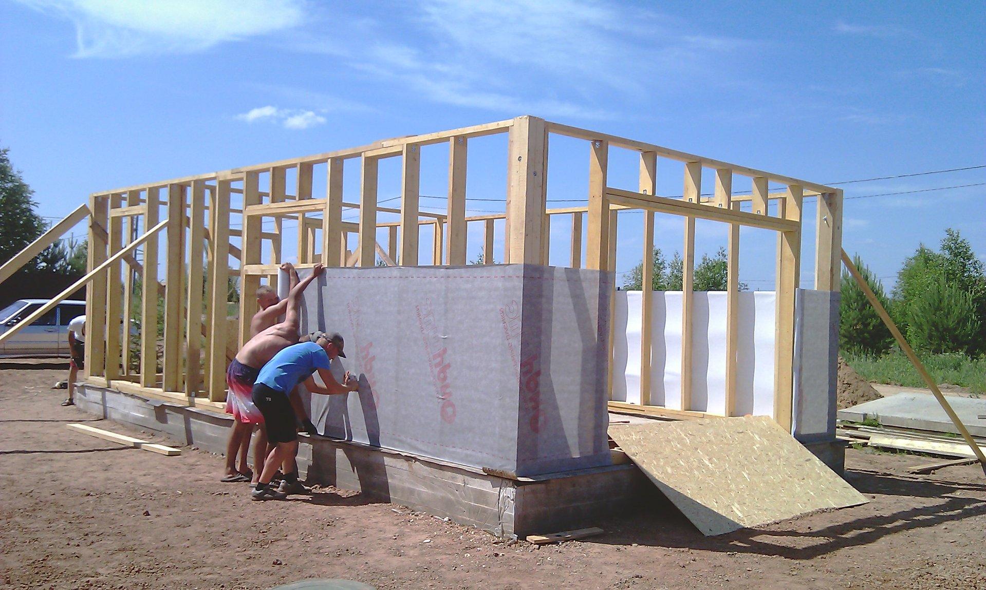 Капитальный ремонт частного дома своими руками 18