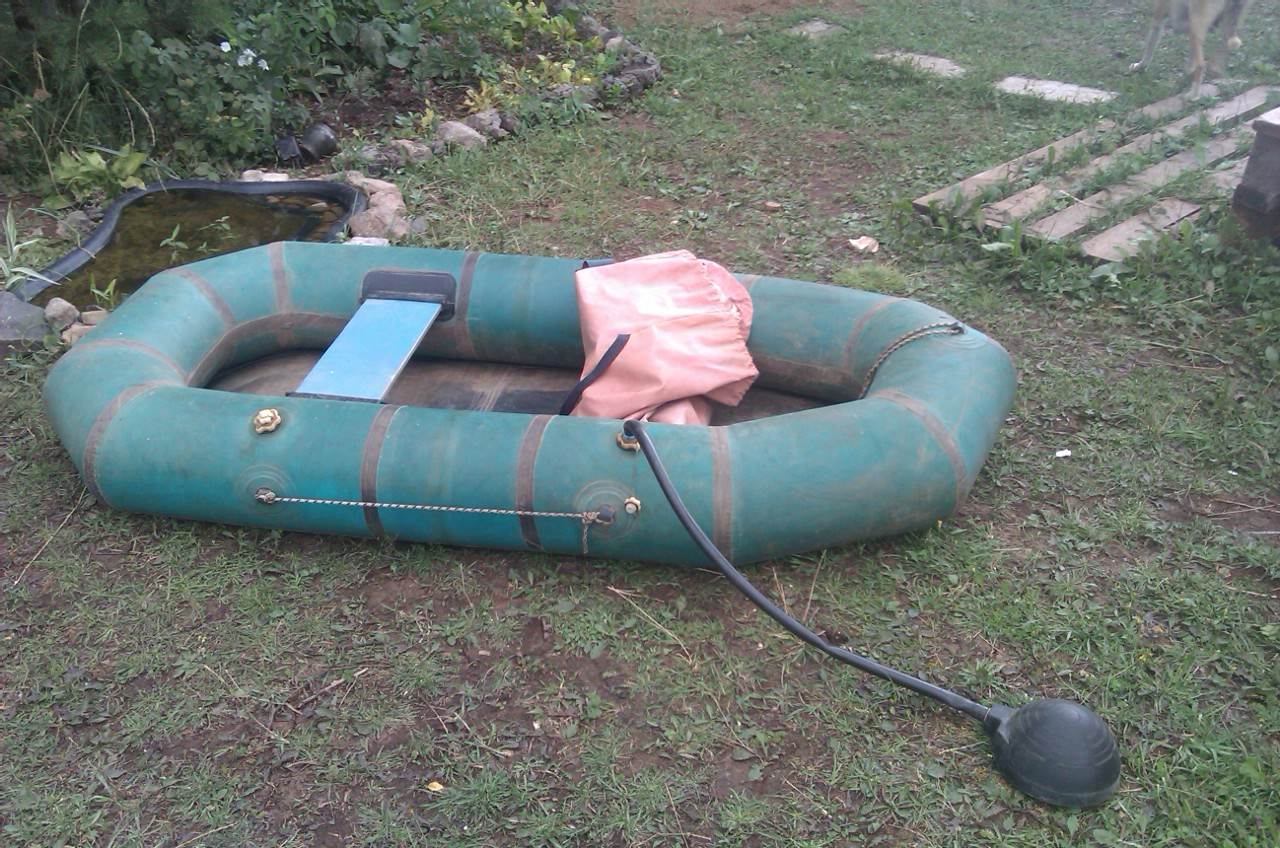 магнитогорск резиновые лодки цена