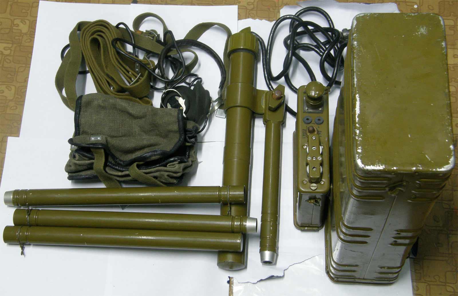 Общие - армейский миноискатель схема инструкция настройка - .