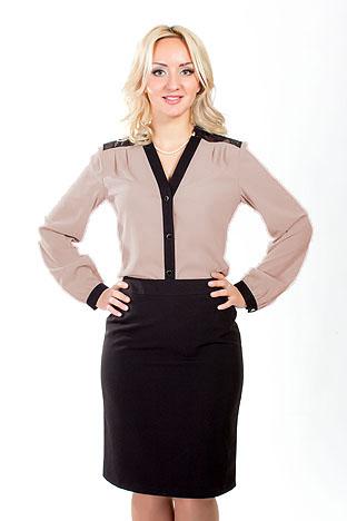 Блузки Для Офиса 2015