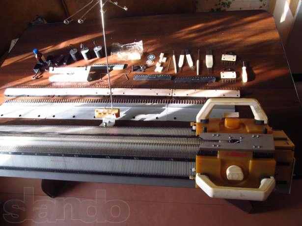 Машина для вязания ладога