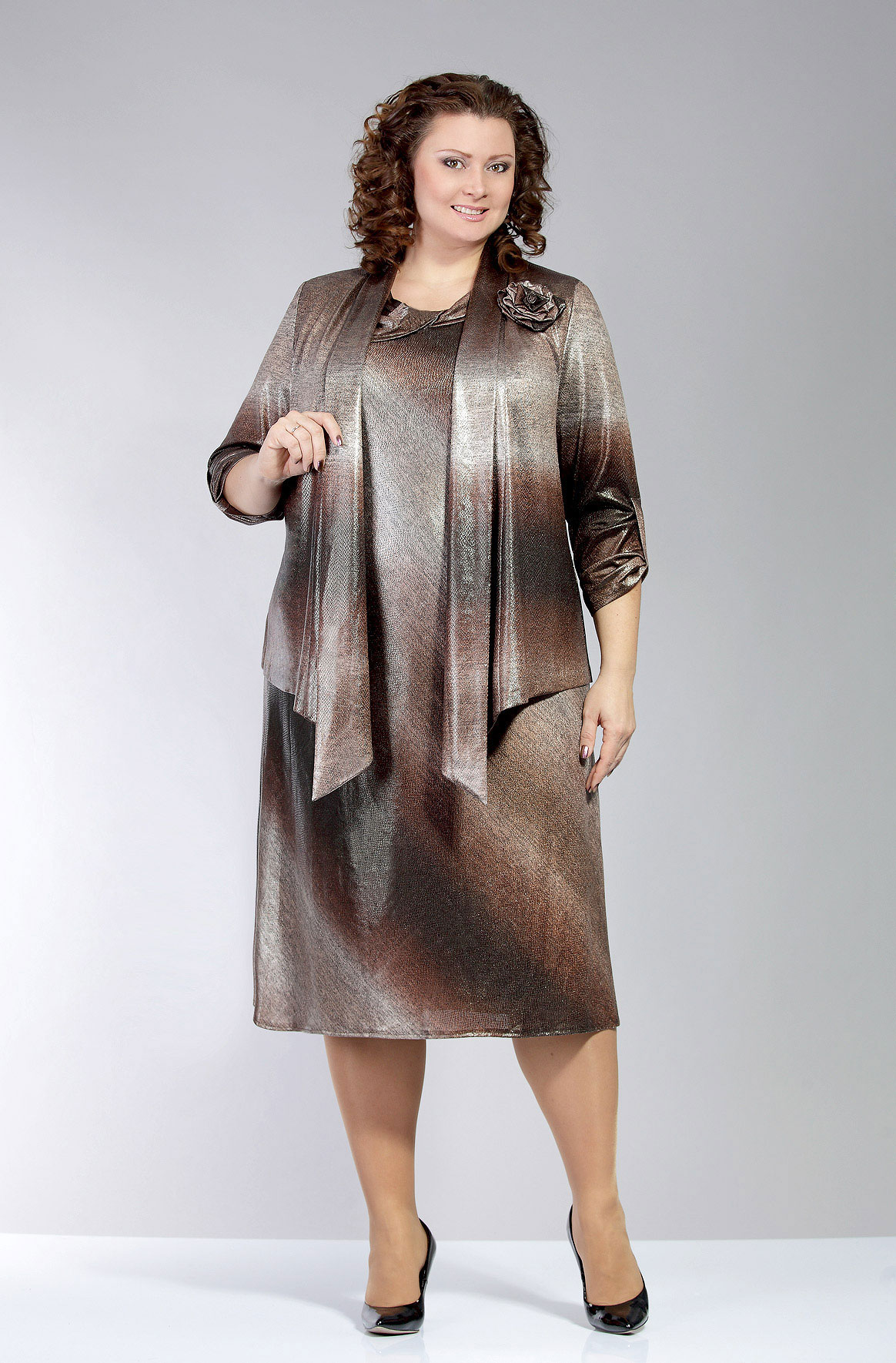 Одежда Для Полных Дешевая