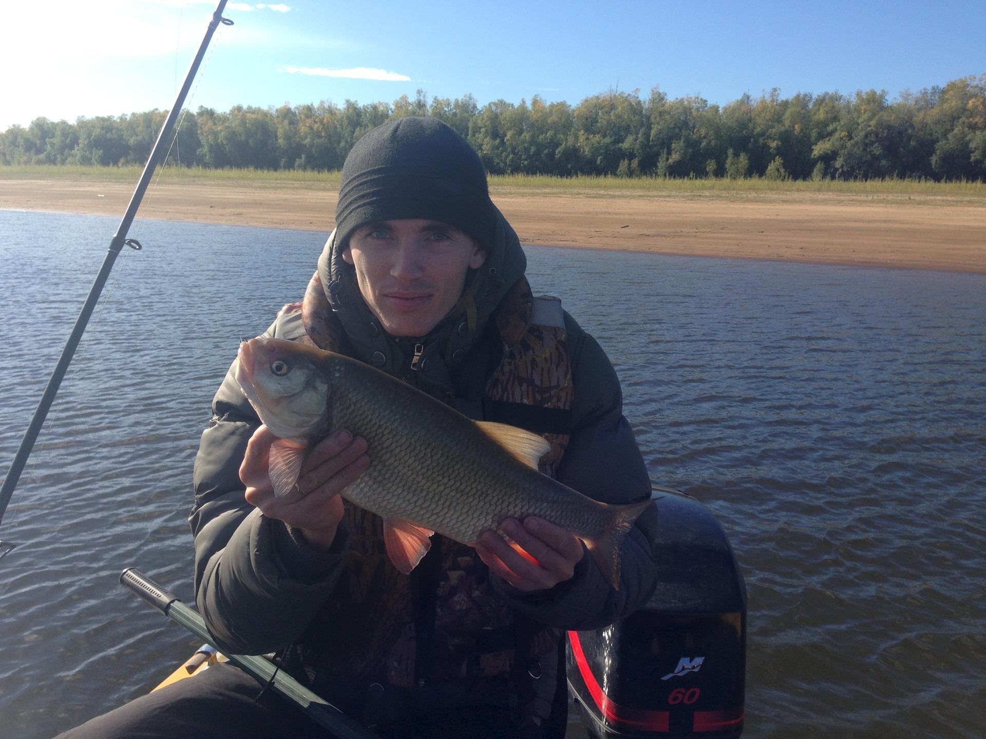 рыбалка в нягани хмао