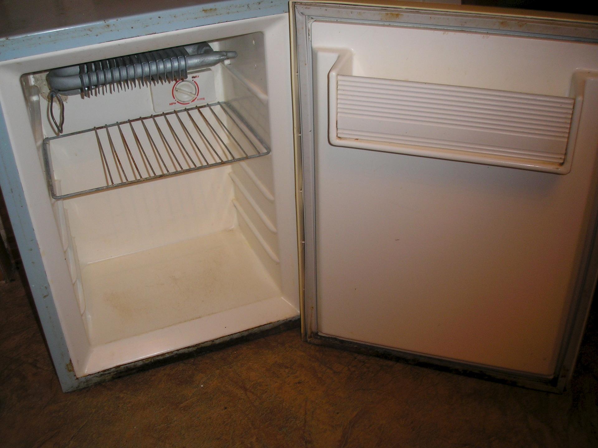 Как сделать аммиачный холодильник своими руками