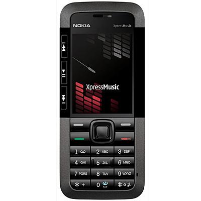 У меня Nokia 5310 XpressMusic.  Цитата.