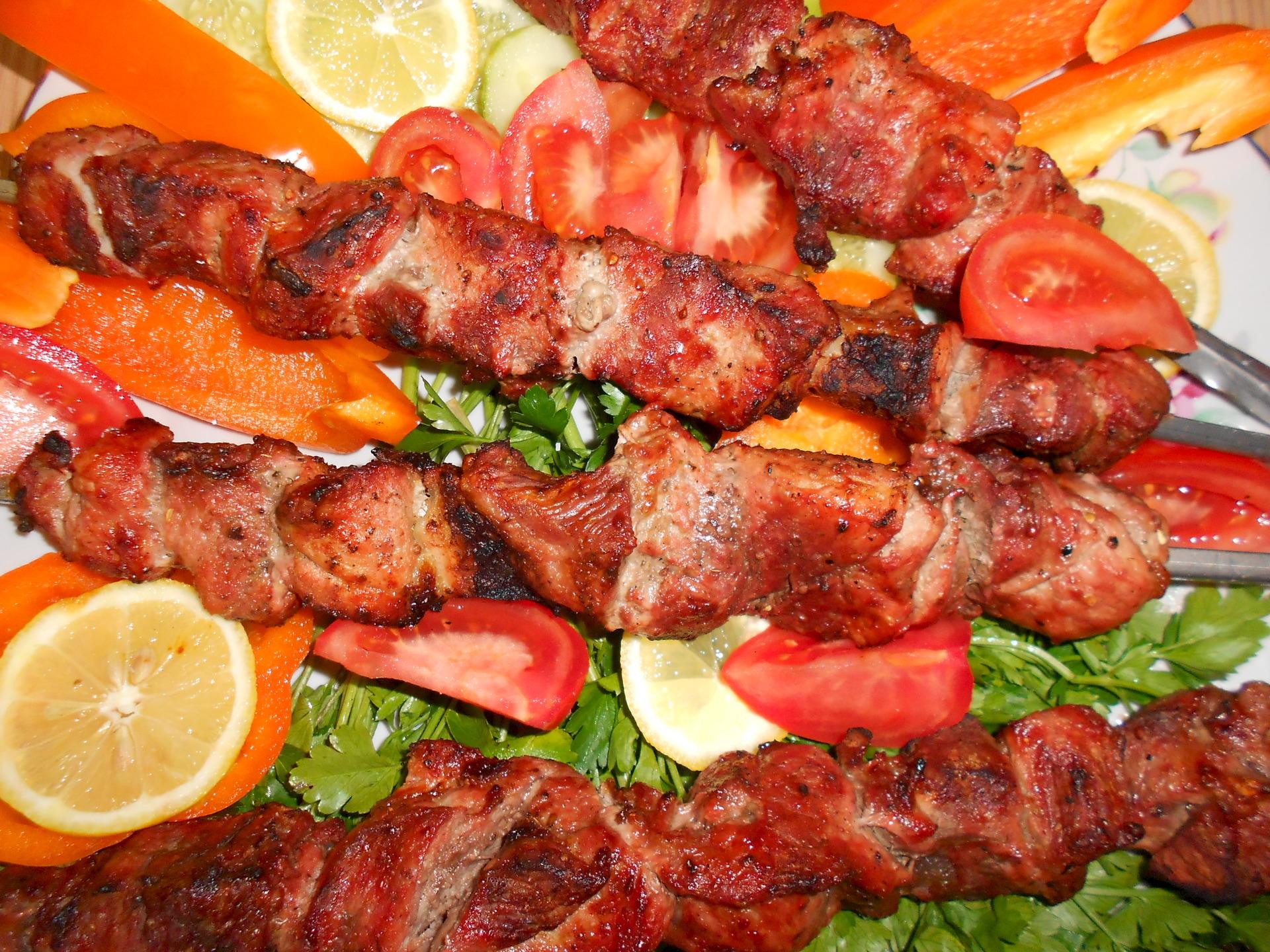 Армянский шашлык из баранины пошаговый рецепт