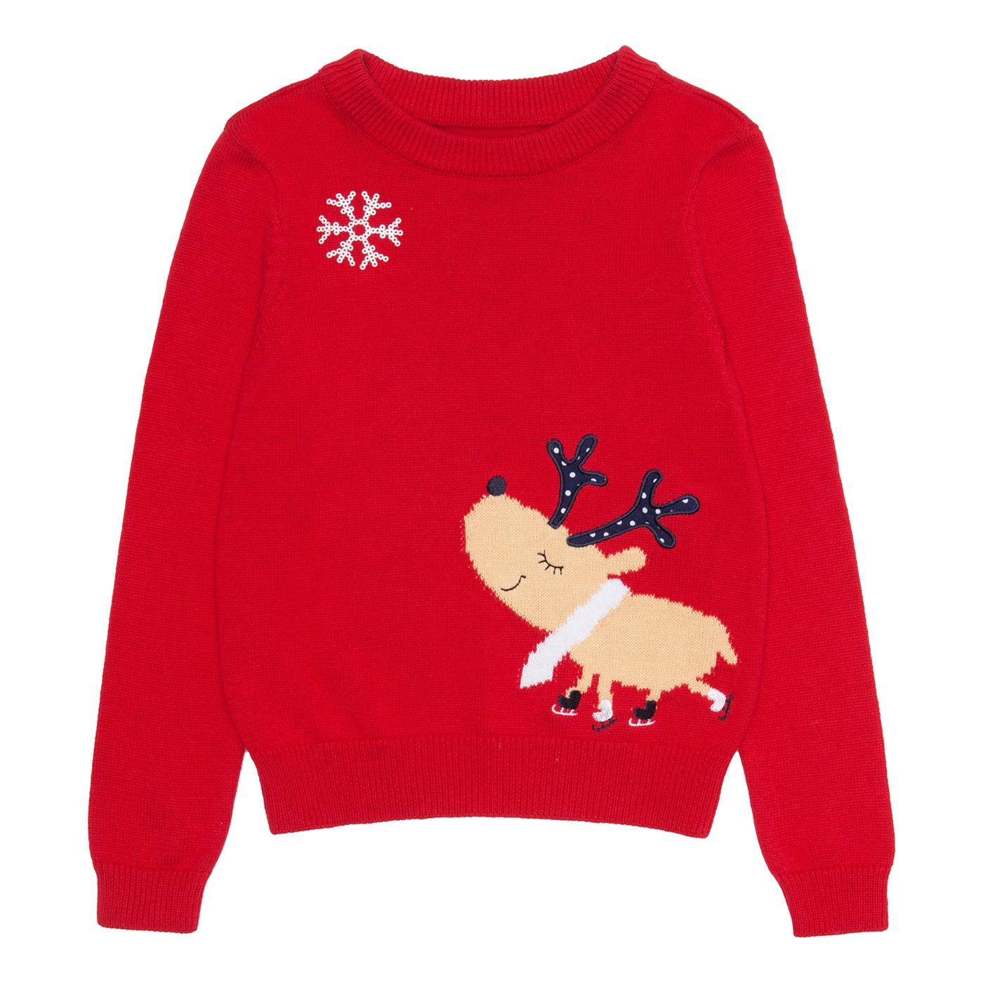Детский Вязаный Пуловер С Доставкой