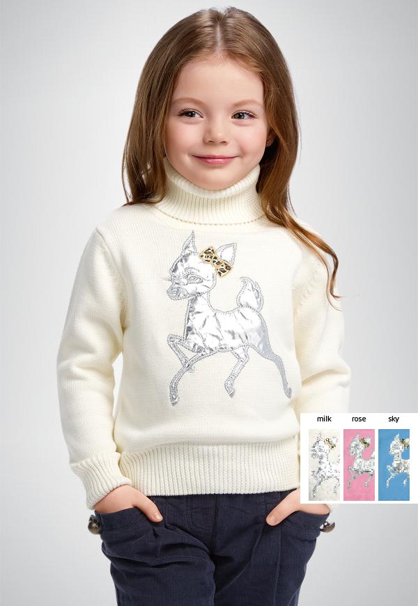 Красивый Джемпер Для Девочки