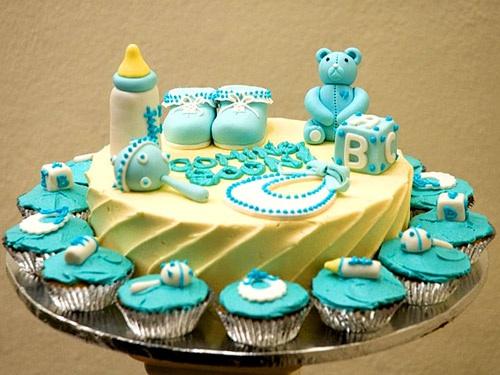 Торт на 1 годик мальчику своими руками из мастики - рецепт с. Детские торты на 1 год для девочек и мальчиков...
