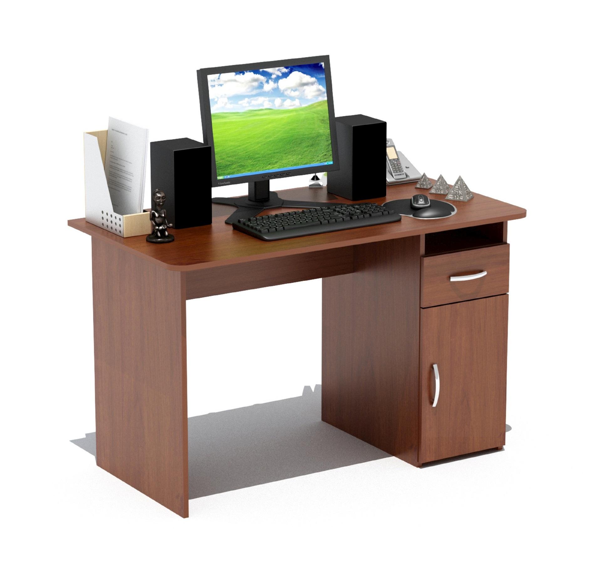 Компьютерный стол спм-03 (венге).